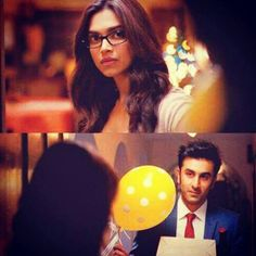 Love this movie my mandla surprise naina! Movie Shots, Movie Tv, Yjhd Quotes, School Life Quotes, Dipika Padukone, Bollywood Quotes, Actor Photo, Ranbir Kapoor, Just Smile