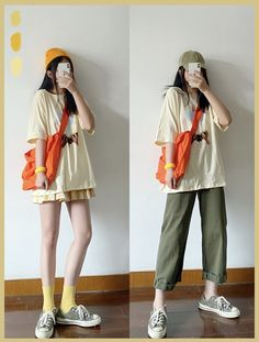 #ootd #style #clothing #outfits Korea Street Style, Korean Outfit Street Styles, Korean Street Fashion, Ulzzang Fashion, Kpop Fashion Outfits, Girl Fashion, Seoul Fashion, Korea Fashion, Outfits For Teens