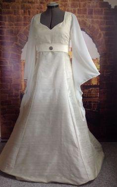 Mittelalter brautkleid kaufen