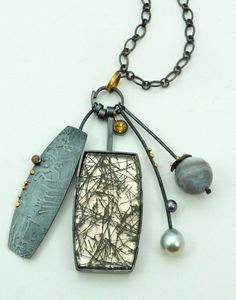 Sydney Lynch necklace - this is a beautiful line