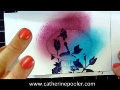 Learn how to do the Masking Technique using the Extra Large Oval Punch and the Designer Frames Embossing Folder Card Making Tips, Card Making Tutorials, Card Making Techniques, Making Ideas, Coloring Tutorial, Cardmaking And Papercraft, Colouring Techniques, Creative Cards, Greeting Cards Handmade