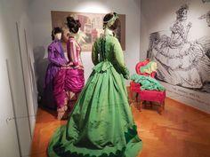 Gemeentemuseum Den Haag - Romantische Mode, Mr Darcy meets Eline Vere (2014/15)
