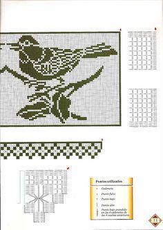 Labores sencillas ganchillo 072-3 - Isabel Cristina Mejia - Álbumes web de Picasa
