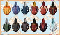 Avatar Hoodies! [Last Airbender/Legend of Korra] by prathik- unfortunately these are not real :'(