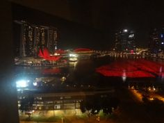 Preparing for New Years 2013 in Singapore, Malay Peninsula