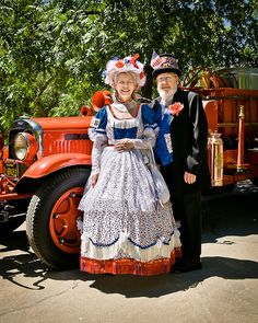 Fourth of July 2012 by Columbia California, via Flickr