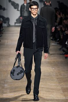 Viktor & Rolf | Fall 2013 Menswear Collection | Style.com