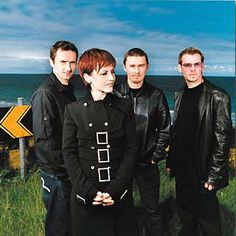 The Cranberries...doob bee da doob bee da...miss you when you're gone..