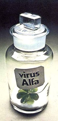 """Virus Alfa"" I can't think of a more apropos way of describing the fever that overtakes Alfa lovers."