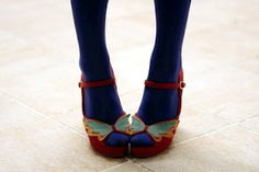 Cute Butterfly Shoes