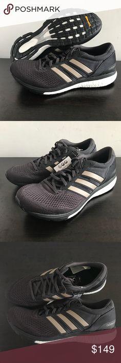sports shoes ecb12 0e4a2 Adidas Adizero Boston 6 Boost Sz 9.5 Adidas Performance Womens Adizero  Boston 6 Boost Sneakers Size