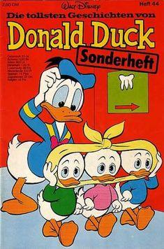 Die Tollsten Geschichten von Donald Duck 44 Pato Donald Y Daisy, Donald Duck, New Ducktales, King Koopa, Looney Tunes Bugs Bunny, Jesus Painting, Daffy Duck, Magazines For Kids, Retro Video Games