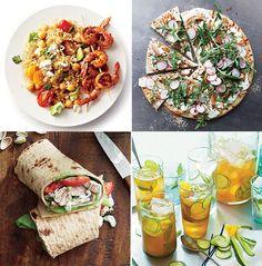 Cooking Light June Recipes