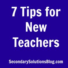 Tips for new teachers. This is great even for a 4th year teacher. It is so easy to burn yourself out!