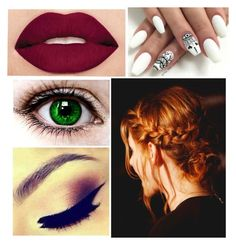 """""""Beauty of the Scream"""" by irishdancer514 ❤ liked on Polyvore featuring beauty and Smashbox"""