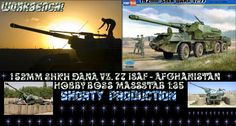Shorty-Production: Workbensch-152mm ShkH DANA vz. 77