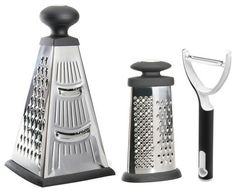 Studio Grater with Peeler