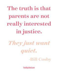 Bill Cosby Quote #Parenthood