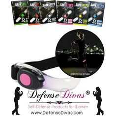 With warm weather and longer days comes lots of outdoor fun. Stay visible. Stay safe. Wear these when you're out in the evening. Buy here: https://www.divasfordefense.com/collections/child-safety/products/safe-steps-led-light-arm-band-active-lifestyle-safety?variant=2437423038485 #safesteps #besafe2018 #defensedivas #nitebeams