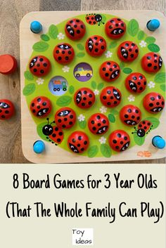 Creative Activities For Kids, Fun Games For Kids, Games For Toddlers, Learning Activities, Toddler Board Games, School Age Games, Interactive Board, Act For Kids, Preschool Toys