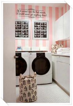 idee arredo lavanderia - come arredare la lavanderia