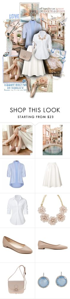 """Prelude to a Dream"" by sagramora ❤ liked on Polyvore featuring Gizmal Boots, WALL, La Vie en Rose, Ally Fashion, Topshop, Steffen Schraut, ALDO and DeLatori"