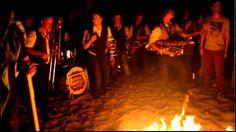 Broken Brass Ensemble - Kampvuur Into the Great Wide Open