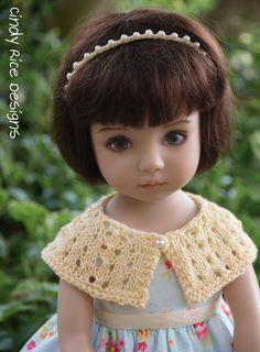 """Sweet Summertime"" a handmade OOAK ensemble made for Dianna Effner's Little Darling dolls, cindyricedesigns.comsweet summertime 105"