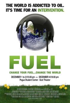 FUEL is the in-depth personal journey of filmmaker and eco-evangelist Josh Tickell, who takes us on a hip, fast-paced road trip into America s dependence on foreign oil. Combining a history lesson of the US auto and petroleum industries and interviews with a wide range of policy makers, educators, and activists such as Woody Harrelson, Sheryl Crow, Neil Young and Willie Nelson. FUEL looks into our future offering hope via a wide-range of renewable energy and bio-fuels.