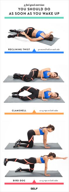 Energizing Morning Workout Routine
