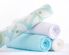 Definately want this! :-) Baby+Swaddle+Set++True+French+Muslin++42x+42+by+TheSnugBugShop,+$50.00