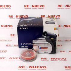 SONY DCR DVD 105 Videocámara#videocámara# segunda mano#sony