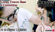 CESVIM ACADEMY | Corso Trucco Base E Correttivo
