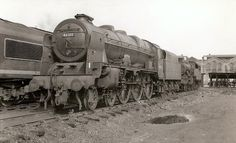 """Royal Scot"" Class 7P 4-6-0 46100 Royal Scot in store"