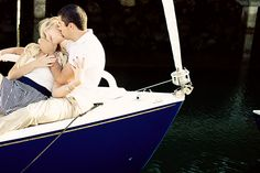 This nautical e-session is so full of style and sailing inspiration, it is a must-see!