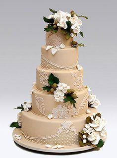 Ron Ben-Israel Cakes | weddingcakes.com