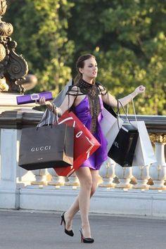 I want to shop like blair