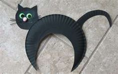 Image Search Results for kindergarten halloween crafts
