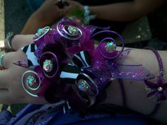 My cousins corsage for prom. I love it!