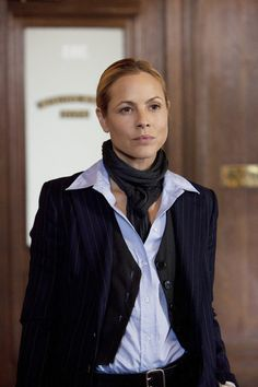 Maria Bello in Prime Suspect