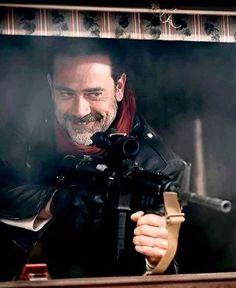 New photo of Negan in The Walking Dead Season 7! #TheWalkingDead