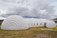Galería - Arquitectura inflable: Museo Itinerante de los Guachimontones en Jalisco, México - 5