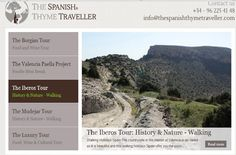 A fascinating walking and food experience trip that takes the Iberos,the pre Roman tribes that inhabited Valencia, as the principal focus.We visit some lovely remains of hill top  fortifed towns 2400 years old.