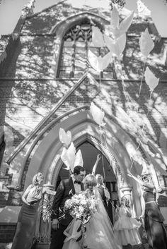 Katelyn & Alex: The Bride Who Wore Pink - Brisbane Wedding Weekly