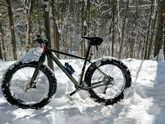 Winter ride Cannondale Fat CAAD 2 Cannondale Bikes, North Country, Fat Bike, Mtb, Mountain Biking, Cool Pictures, Bicycle, Journey, Winter