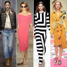 10 tendencias para la primavera 2015 | Cuidar de tu belleza es facilisimo.com