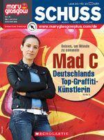 Présentation de la graffeuse mondialement connue : Mad C