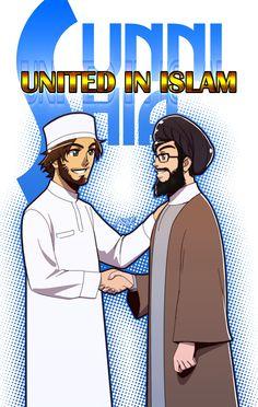 United in Islam by Nayzak.deviantart.com on @deviantART