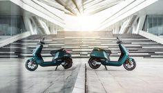 N1 E-Motobike Designed Beijing Niu Technology Co.,Ltd on Behance