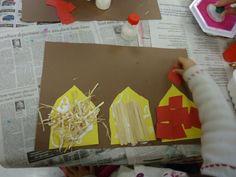 Trinity Preschool MP: Three little Pigs Project